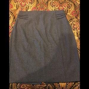 Express Pencil Tweed Skirt Size 8